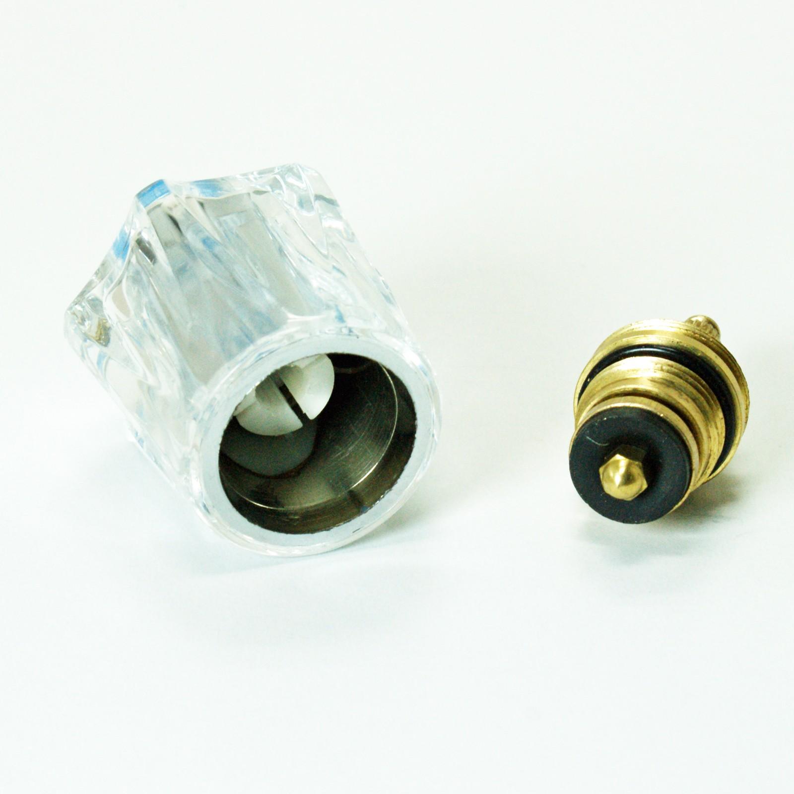 hahnoberteil 1 2 zoll blau ventiloberteil armatur wasserhahn oberteil kaltwasser ebay. Black Bedroom Furniture Sets. Home Design Ideas