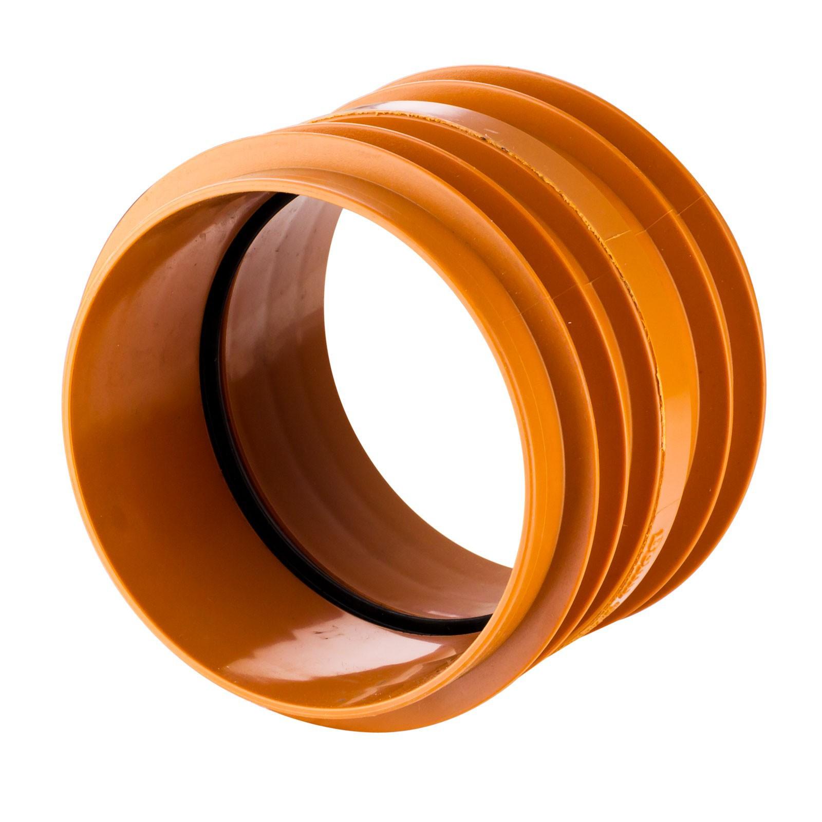 kg rohr schachtfutter dn 125 x 110 mm pvc durchf hrung beton haus wand schacht ebay. Black Bedroom Furniture Sets. Home Design Ideas