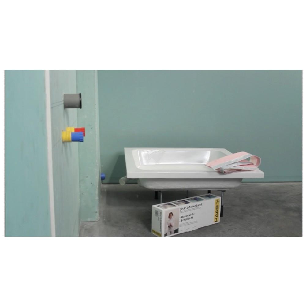 3 6m oha 2 protectband fugendichtband fugenband badewanne ebay. Black Bedroom Furniture Sets. Home Design Ideas