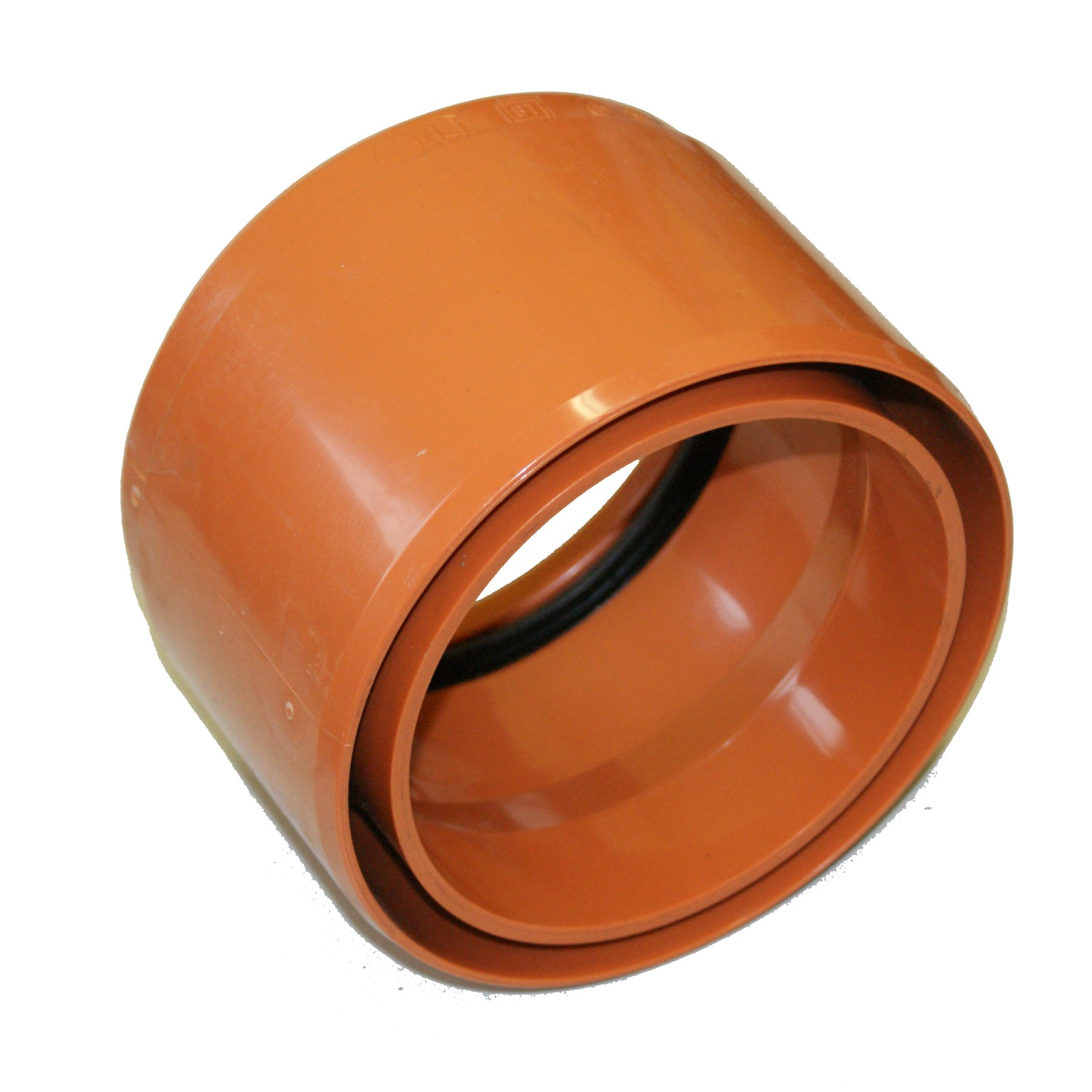 kg anschluss an steinzeugrohr muffe dn 200 kgusm abwasserrohr. Black Bedroom Furniture Sets. Home Design Ideas