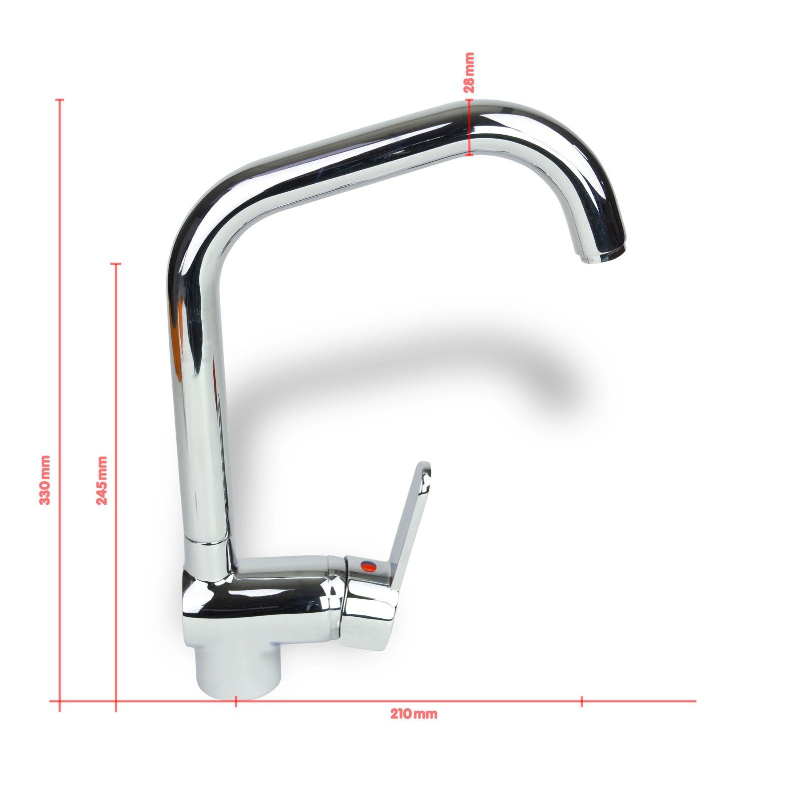 küchenarmatur paris wasserhähne küche küchenarmaturen ... - Absperrhahn Küche