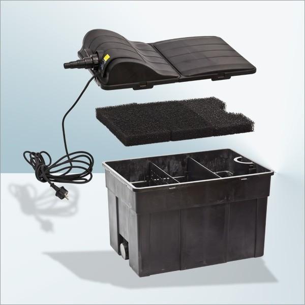 gartenteich biologisch reinigen 16 33 42. Black Bedroom Furniture Sets. Home Design Ideas
