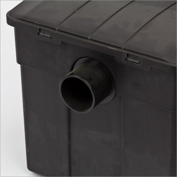 dema teichfilter tf12000 filter pumpe wasserpumpe gartenpumpe teich gartenteich ebay. Black Bedroom Furniture Sets. Home Design Ideas