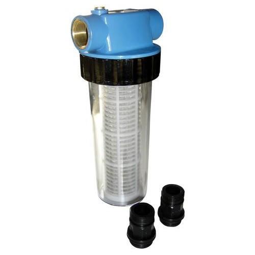 g de wasserfilter dn25 1 zoll lang vorfilter filter hauswasserwerk gartenpumpe ebay. Black Bedroom Furniture Sets. Home Design Ideas