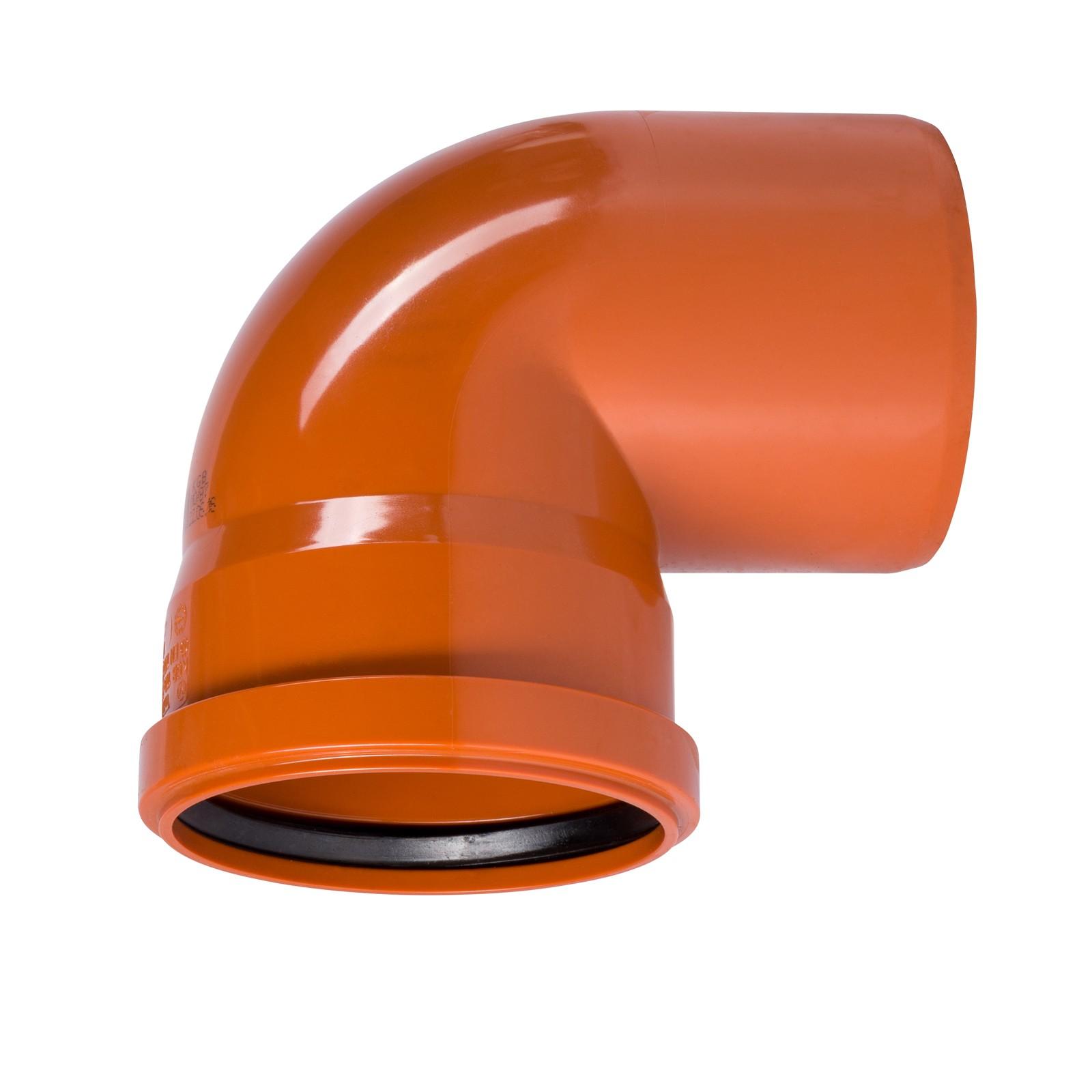 ostendorf kg bogen dn200 87 rohr kgb 200mm rohrbogen abwasserrohr kanalrohr. Black Bedroom Furniture Sets. Home Design Ideas
