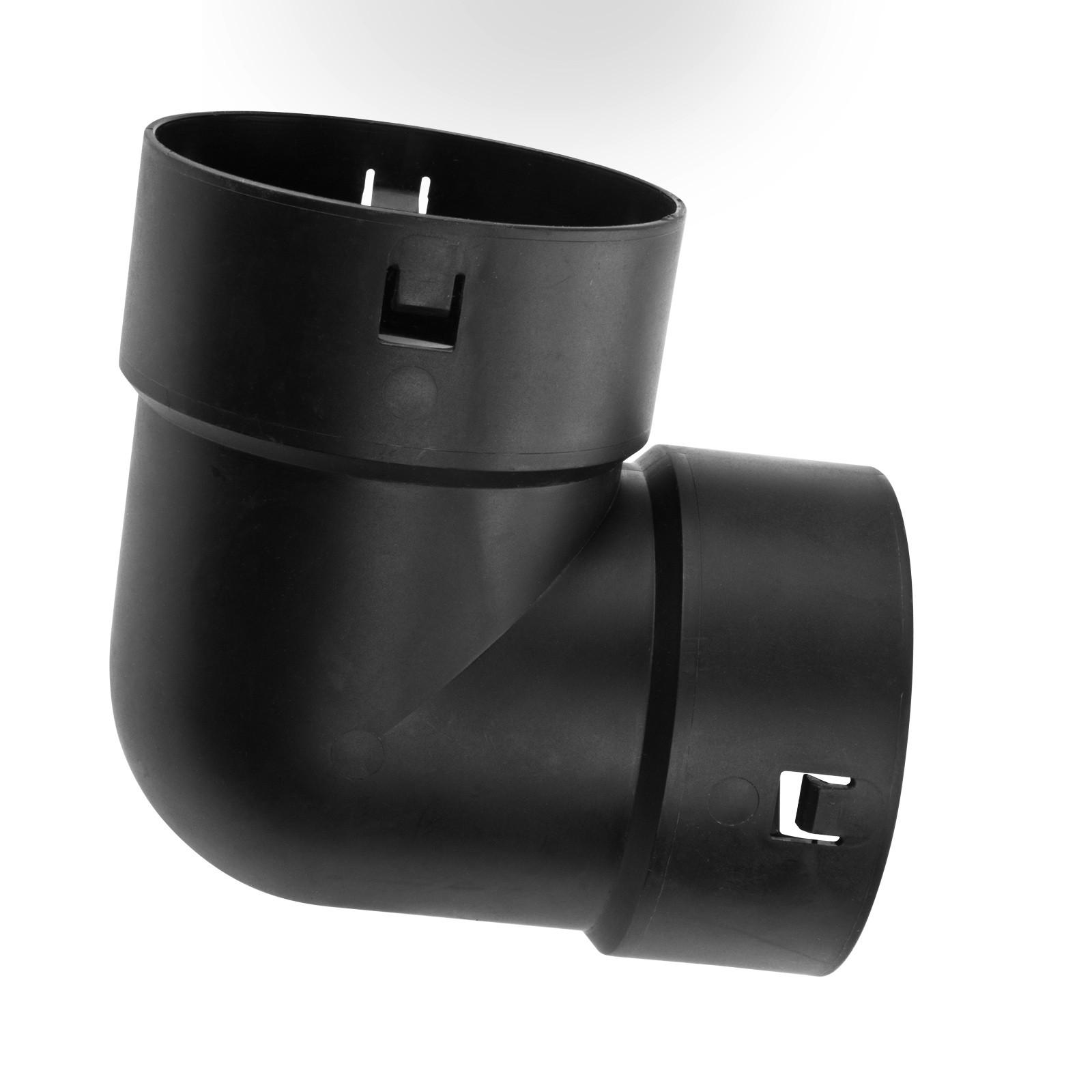 winkelst ck dn 100 winkel drainagerohr drainageschlauch. Black Bedroom Furniture Sets. Home Design Ideas
