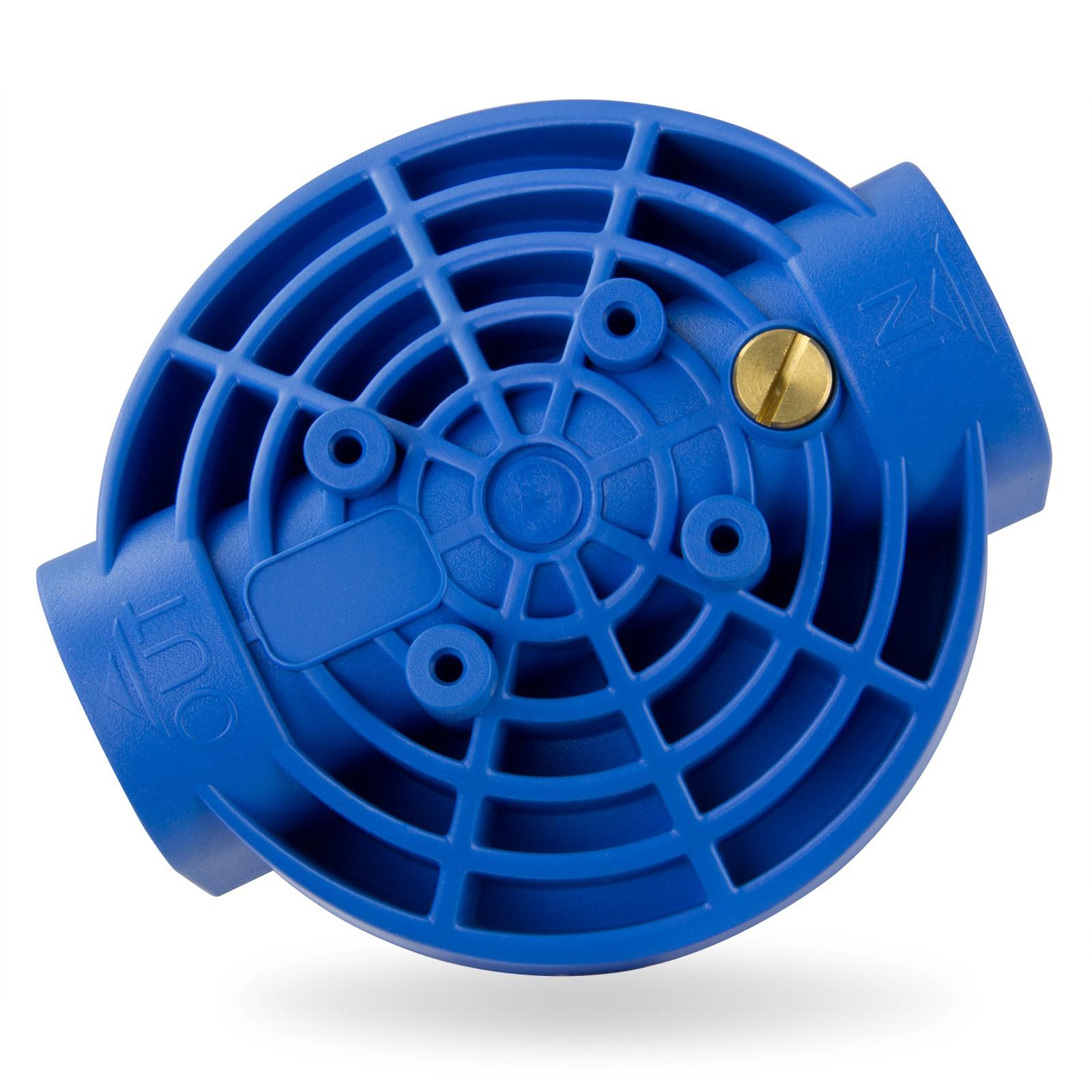 """Einzigartig Wasserfilter DN25 1"""" Zoll Vorfilter Pumpenfilter für JET-Pumpe CO46"""