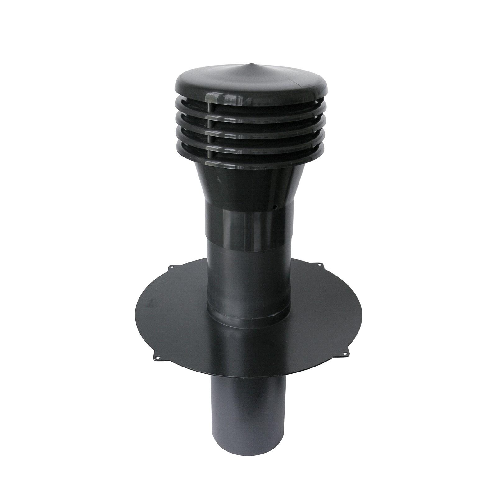 flachdach raumentl fter abwasserbel fter dn 150 pvc anschluss. Black Bedroom Furniture Sets. Home Design Ideas