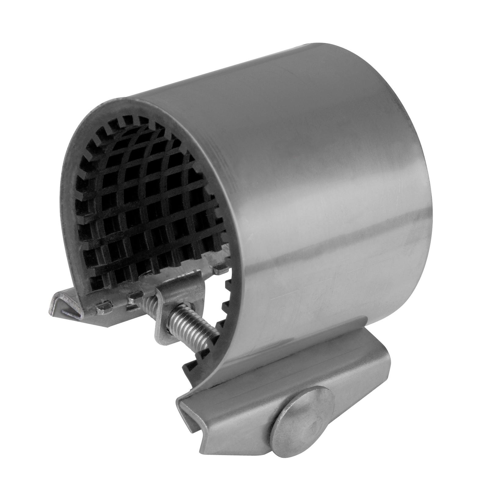Edelstahl Rohr Dichtband / Dichtschelle 33-37 mm 1 Zoll Unifix