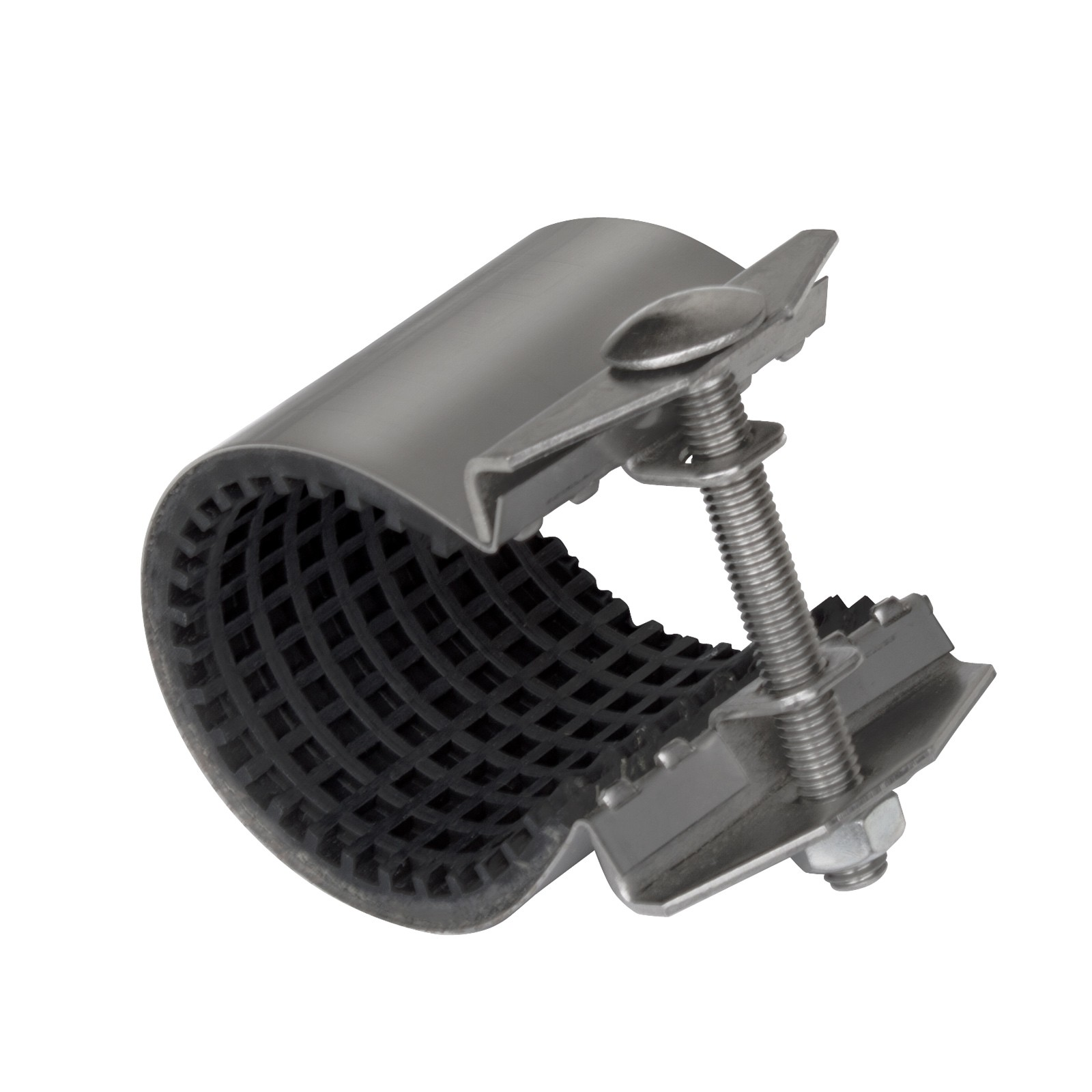 gebo unifix dn 48 49 50 51 mm edelstahl rohr reparatur dichtband dichtschelle ebay. Black Bedroom Furniture Sets. Home Design Ideas