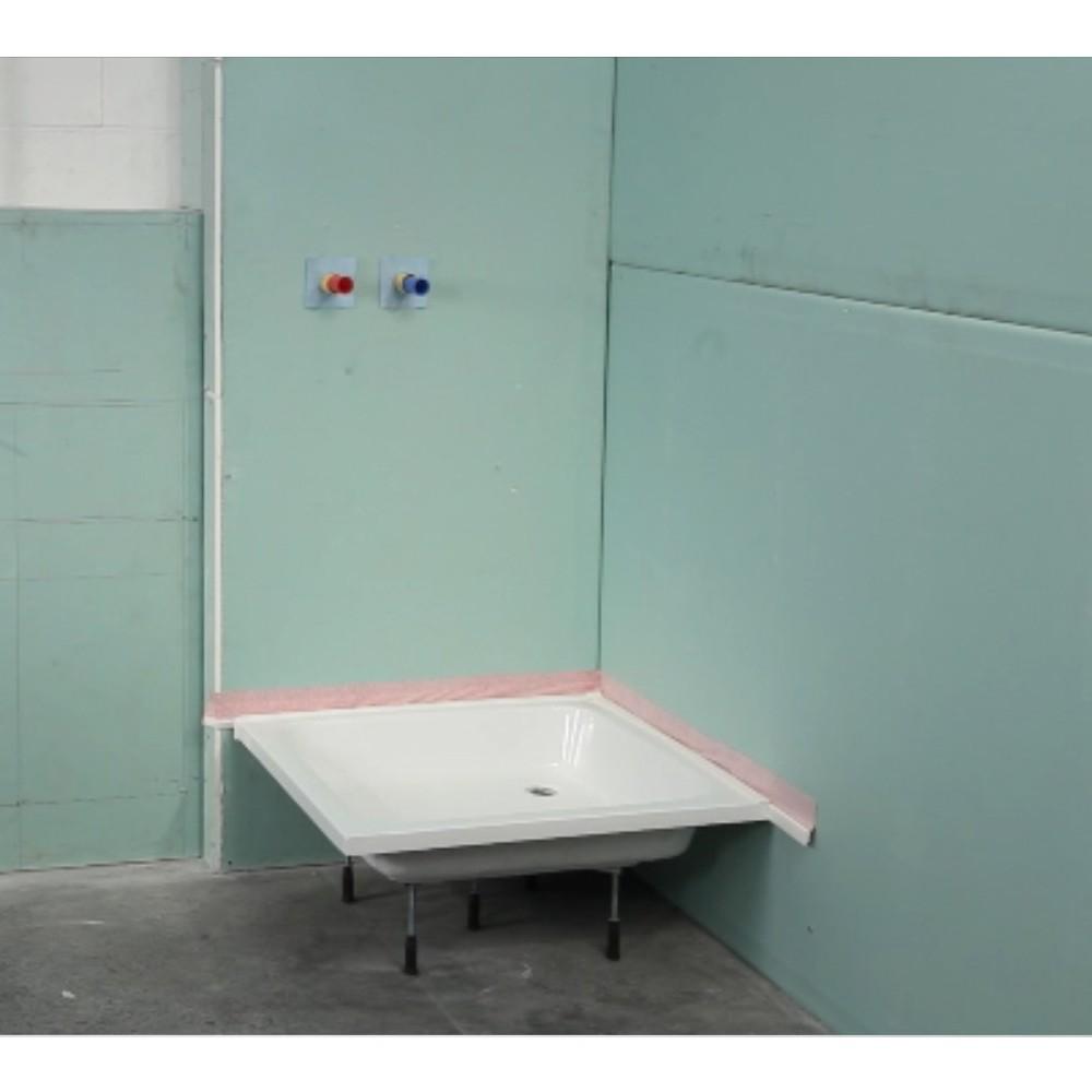 oha 2 protectband fugendichtband fugenband 3 6 m badewanne. Black Bedroom Furniture Sets. Home Design Ideas