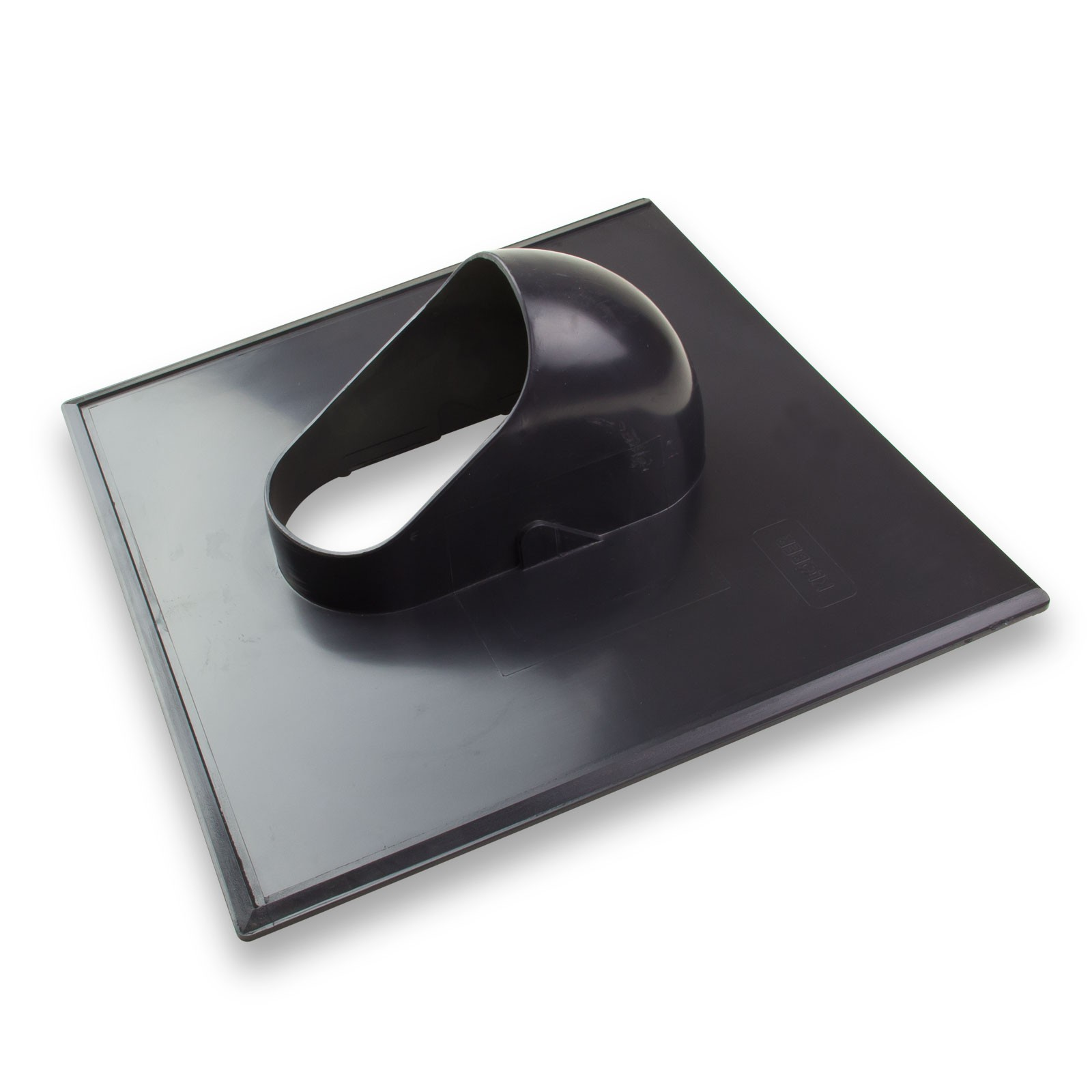 entl fter grundplatte dn100 anthrazit grau schieferdach. Black Bedroom Furniture Sets. Home Design Ideas