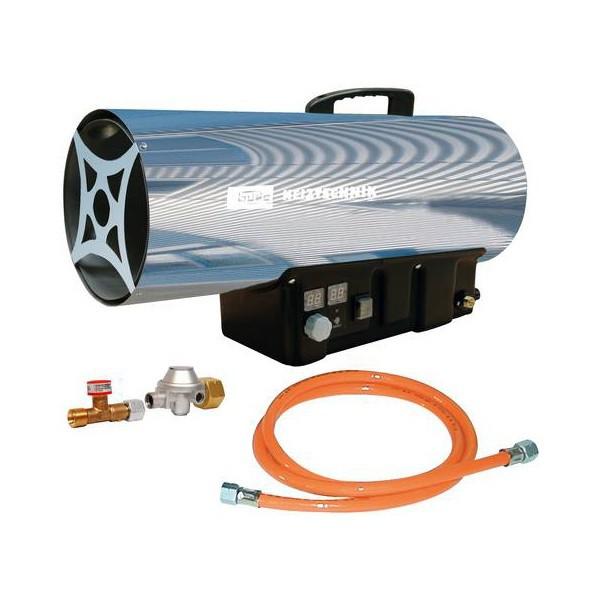 Gasheizer Gas Heizgebläse GGH35TRI (230V/35kW) Heizkanone