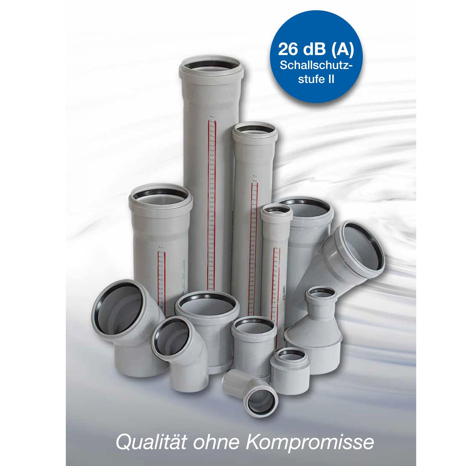 Abwasserrohre Kunststoff Kaufen mm Kunststoff Abwasserrohr