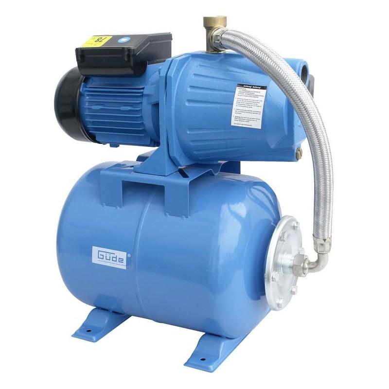Hauswasserwerk HWW 1300 G mit 24l Druckkessel