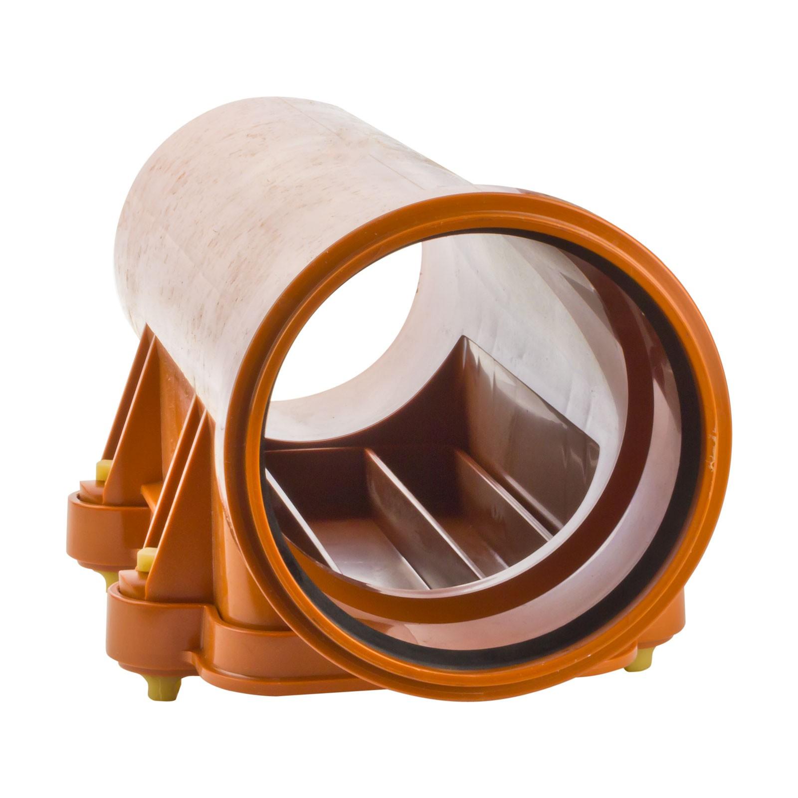 kg pvc rohr reinigungsrohr dn 200 mm revisionsrohr kanalrohr abwasserrohr ebay. Black Bedroom Furniture Sets. Home Design Ideas