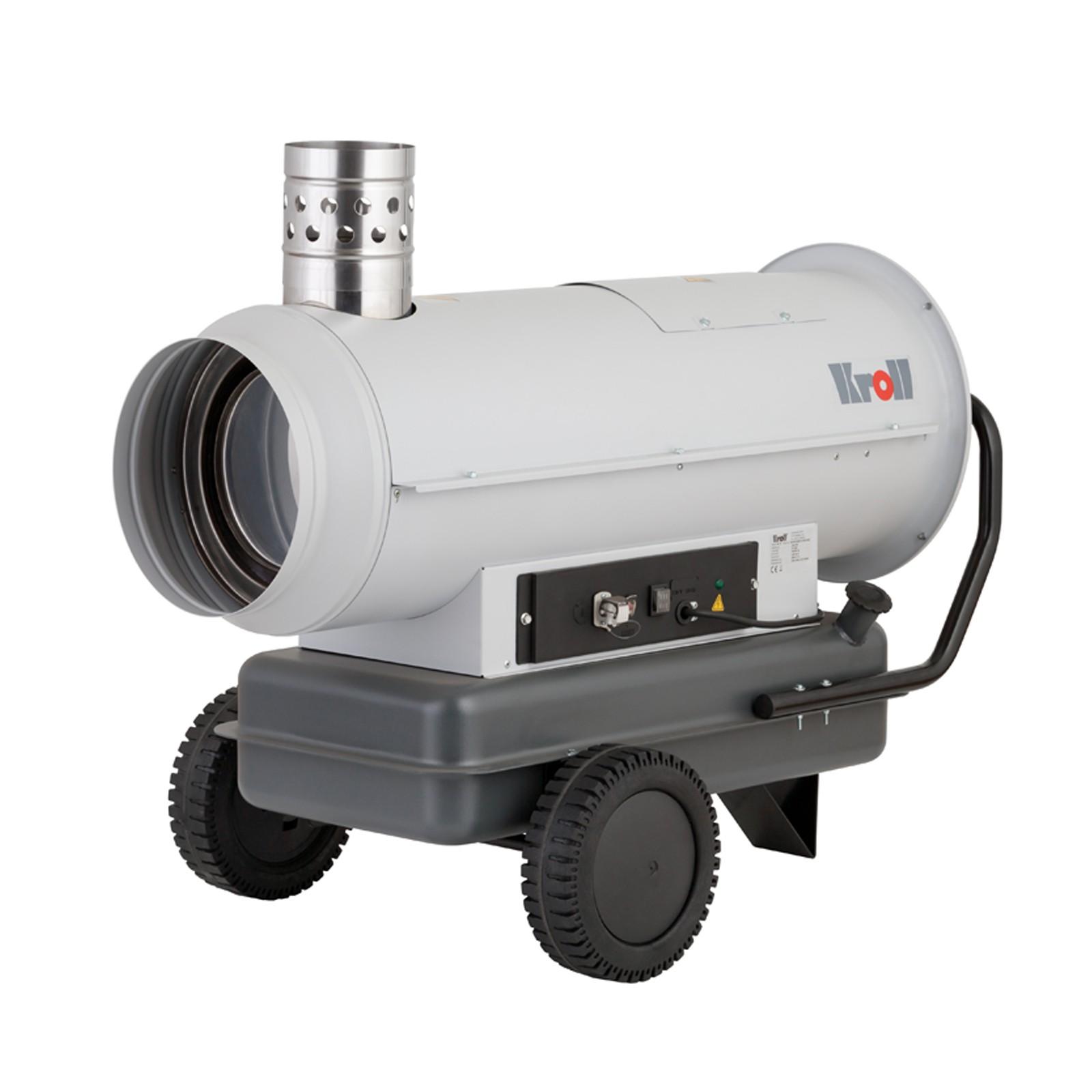 Mobile Öl Diesel Heizkanone MA22 23,4 kW Ölheizgebläse Ölheizgerät
