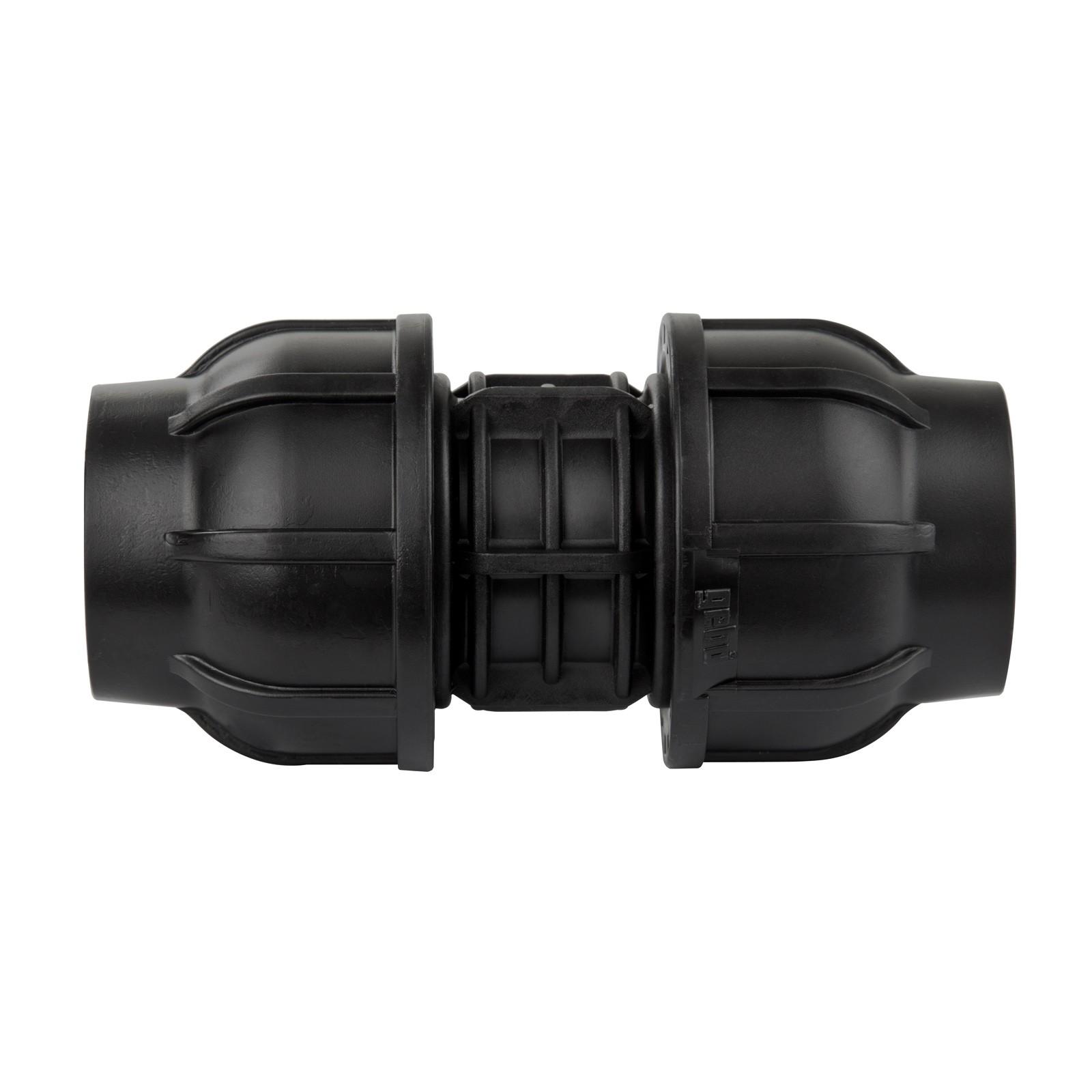 pe rohr kupplung 25 x 20 mm reduzierung reduktion bergang verschraubung fitting ebay. Black Bedroom Furniture Sets. Home Design Ideas