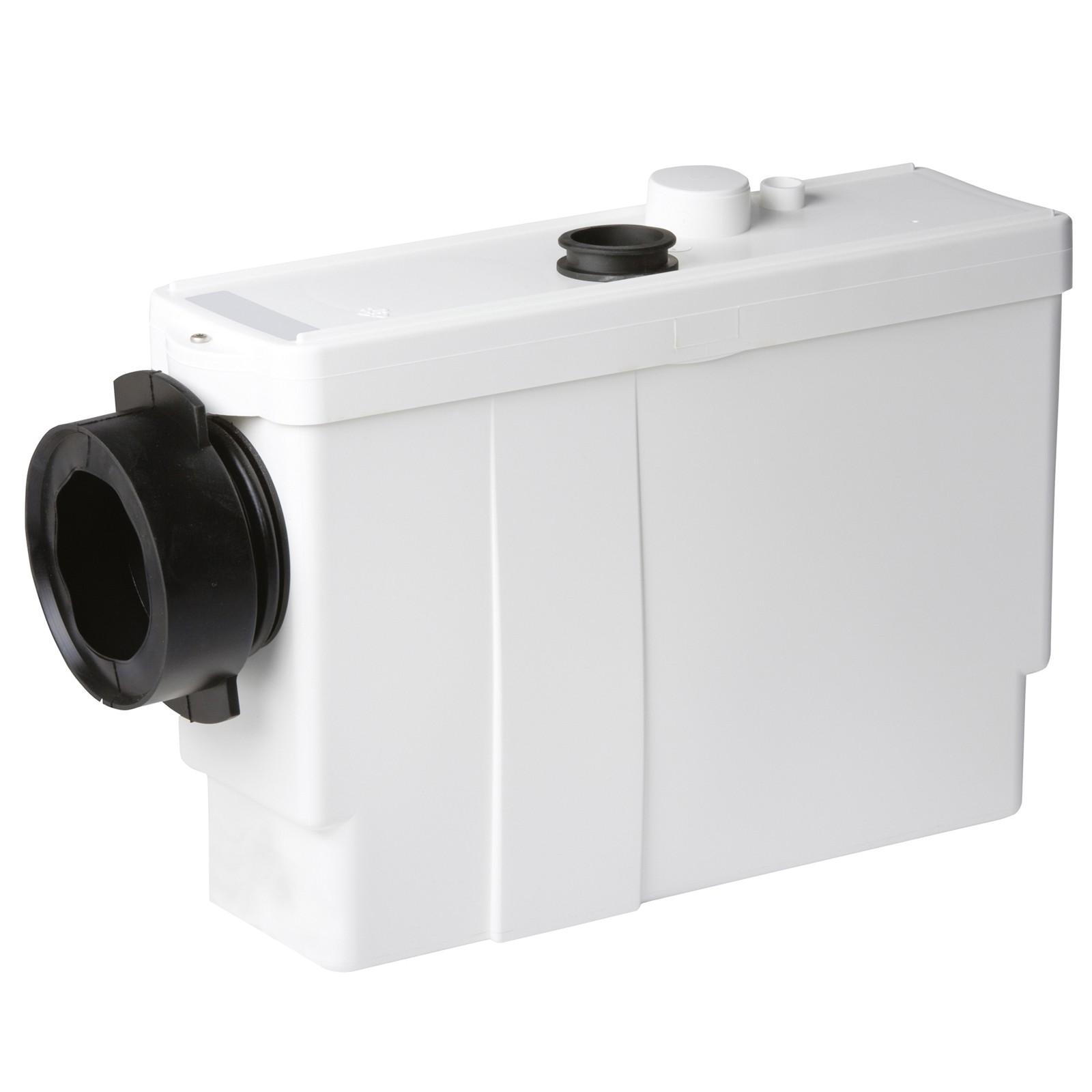 Hebeanlage Dusche Wc : Hebeanlage Dusche Einbau : Lomac Suverain 400 VW A WC Hebeanlage mit