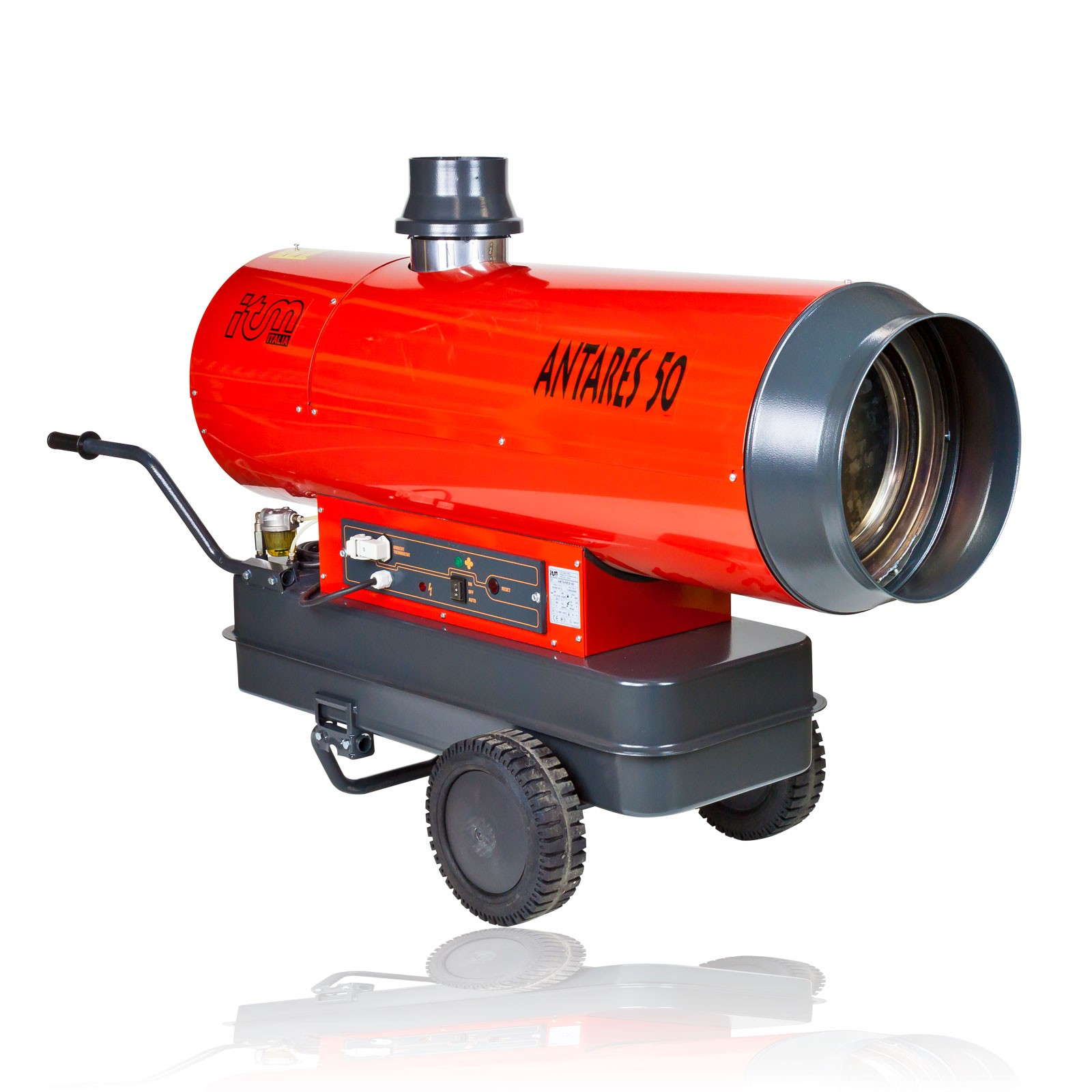 Ölheizgerät Antares 50 Diesel Heizkanone 50kW Heizgebläse