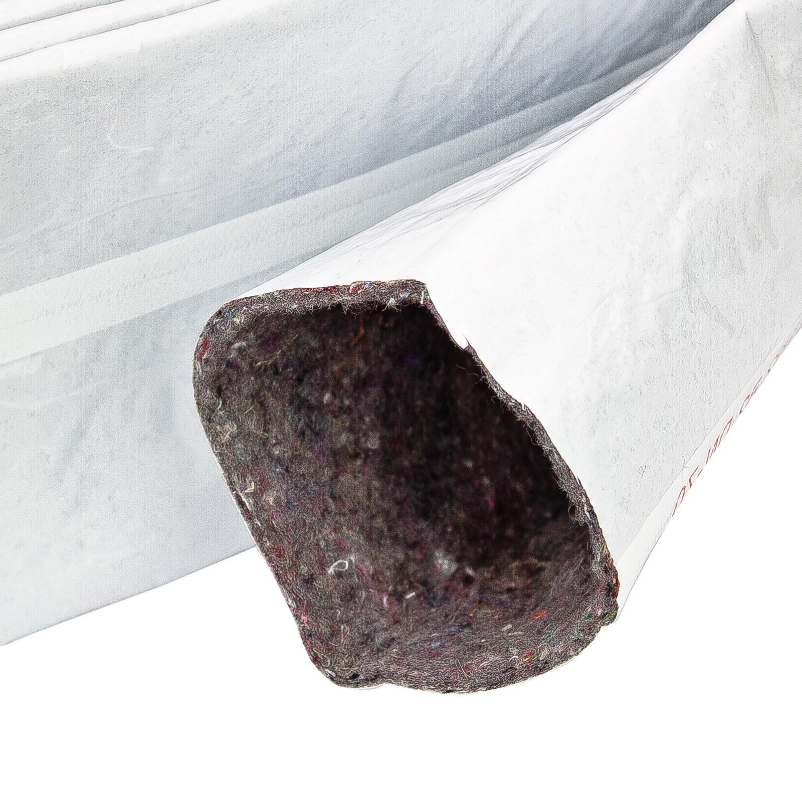 10m vlies isolierschlauch dn50 rohrisolierung schutzschlauch ebay. Black Bedroom Furniture Sets. Home Design Ideas